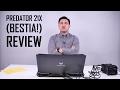 UNBOXING & REVIEW - ACER Predator 21X - Cel mai scump, mai greu, și mai performant laptop de gaming