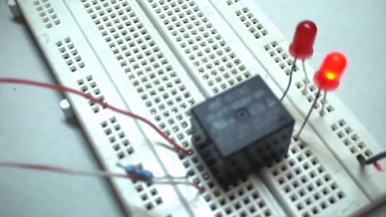 Resistor Led Light