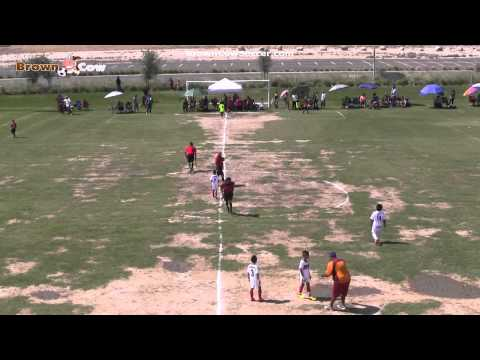 20130623 Campeon U8 Finals   Milan v Bakersfield United 1
