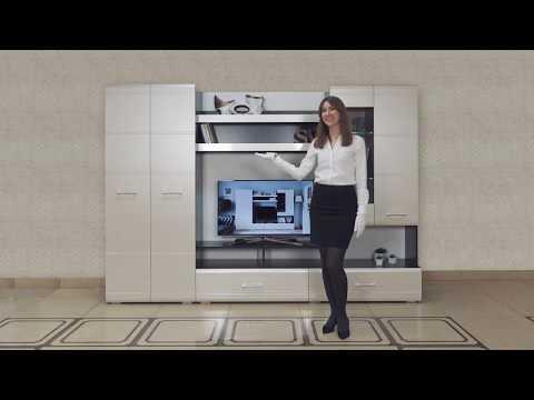 ВидеоОбзор EuroMebel: Горка Модульная система 1, Россия