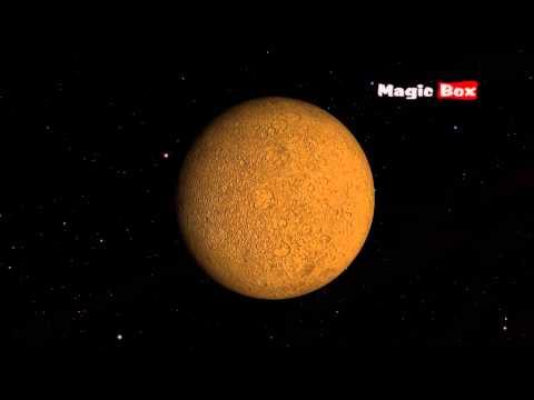 educational planet of mercury - photo #3
