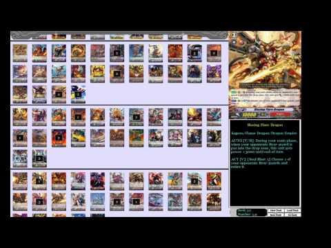 Cardfight Vanguard Character Deck Build: Toshiki Kai First Deck