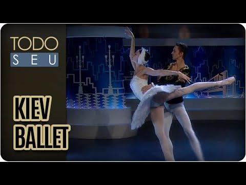 Kiev Ballet   O Lago dos Cisnes - Todo Seu (16/08/17)