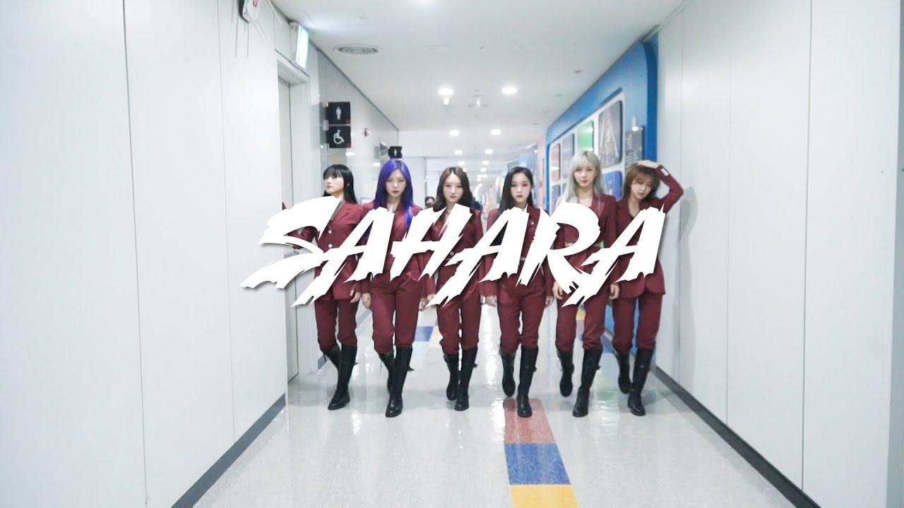 Special Clip] Dreamcatcher(드림캐쳐) 'SAHARA' 자체 제작 MV - YouTube
