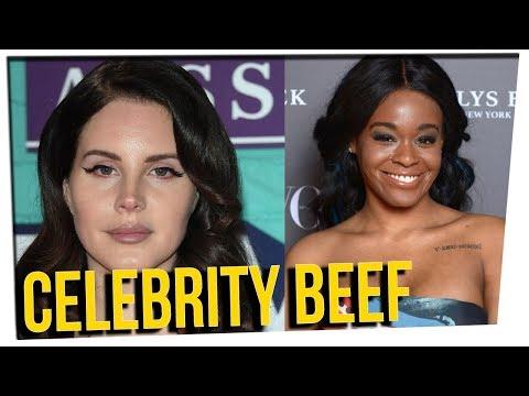 Lana Del Rey & Azealia Banks Argue About Kanye West ft. DavidSoComedy Mp3