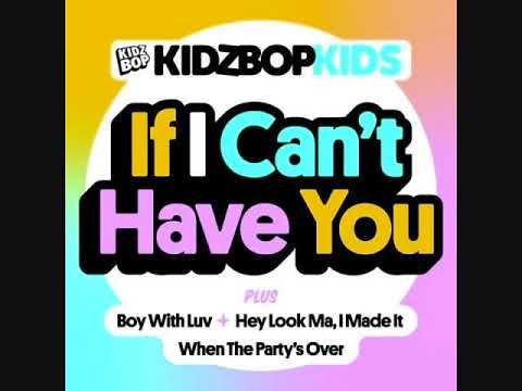 kidz-bop-kids-if-i-can't-have-you