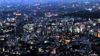 Tokyo Skyline at Night Nr.1   - Best view ever (from 52nd floor)