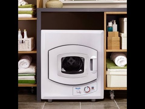 NewAir Portable Dryer 3.6 Cubic Feet Mini Dryer