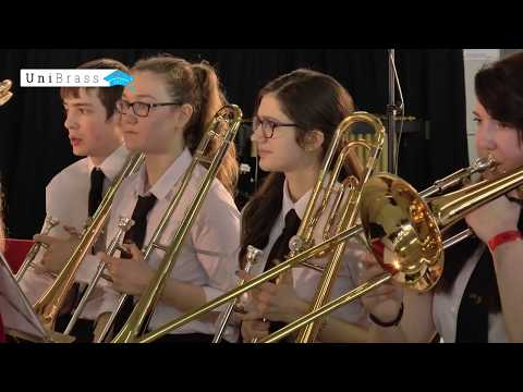 UniBrass Shield 2017: University of York Brass Band