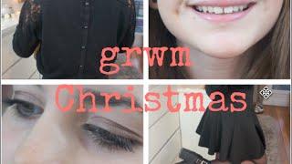 [GRWM] 🎅 Le soir de noël 🎄 Thumbnail