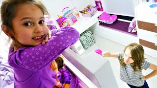 Selín y las muñecas LOL. Vídeo para niñas