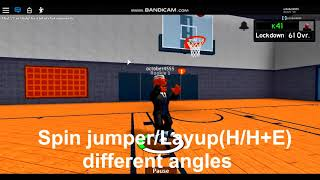 Hoopmasters | Roblox Gameplay