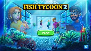 Fish Tycoon 2 (PC Gameplay) HD