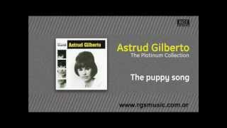 Astrud Gilberto -  The puppy song