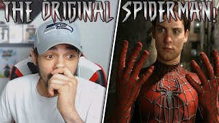 Spider-Man (2002) Movie Reaction! FIRST TIME WATCHING!