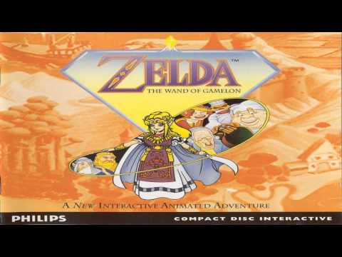 Zelda : The Wand of Gamelon OST - Sakado - Graveyard