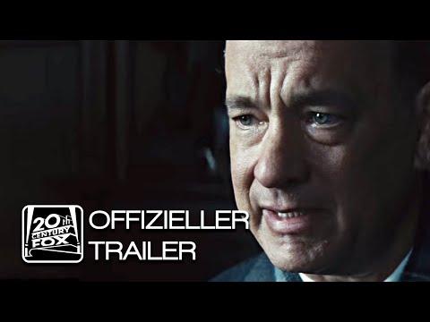 Bridge of Spies - Der Unterhändler | Trailer 2 | Deutsch HD (Spielberg Coen Hanks)