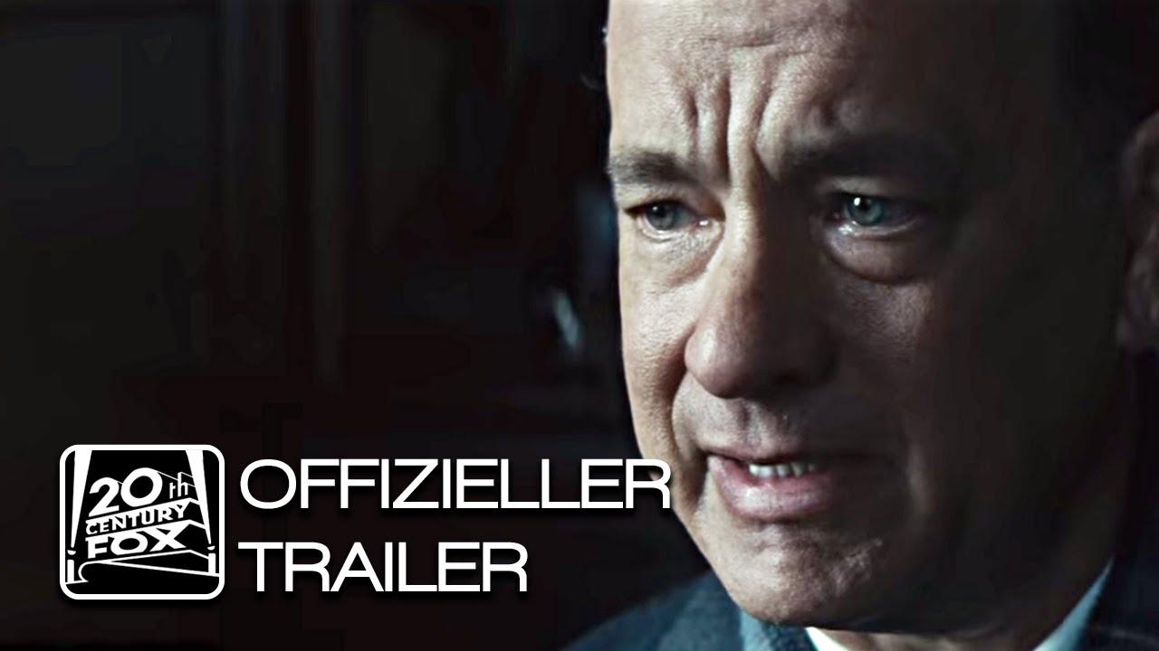 bridge of spies - der unterhändler trailer deutsch