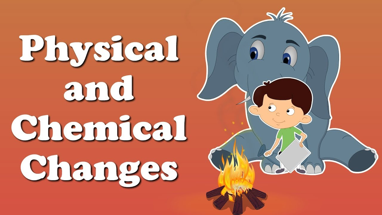 Physical Changes Examples For Kids | www.pixshark.com ...