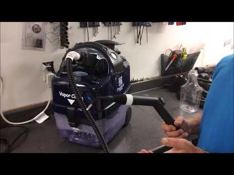 Vapor Clean Desiderio Plus Steam Vacuum Cleaner Doovi