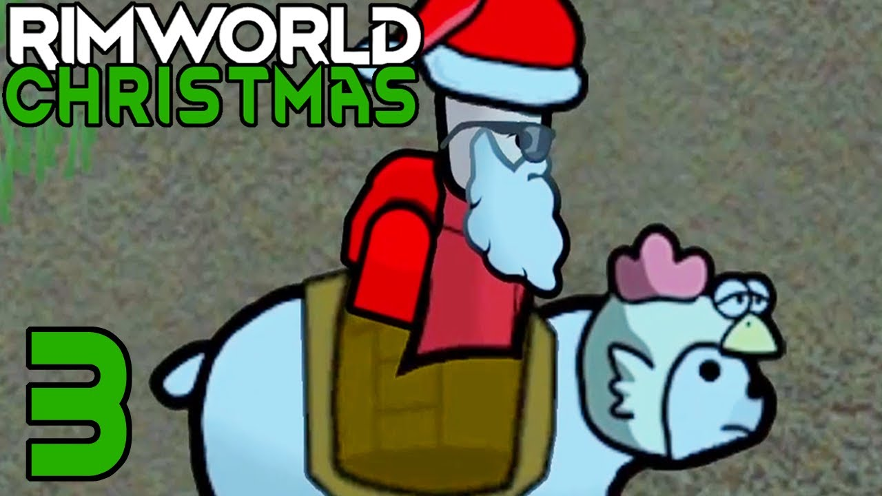 Download Santa's First Delivery! | Rimworld: Christmas Storytellers #3