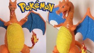 3D Pen Pokémon | Charizard figure | 3D Pen creations | 3D Pen dragon