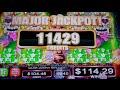 Sweet Skulls Slot Machine Bonus + MAJOR JACKPOT! - 10 Free Spins Win with Stacked Symbols (#1)
