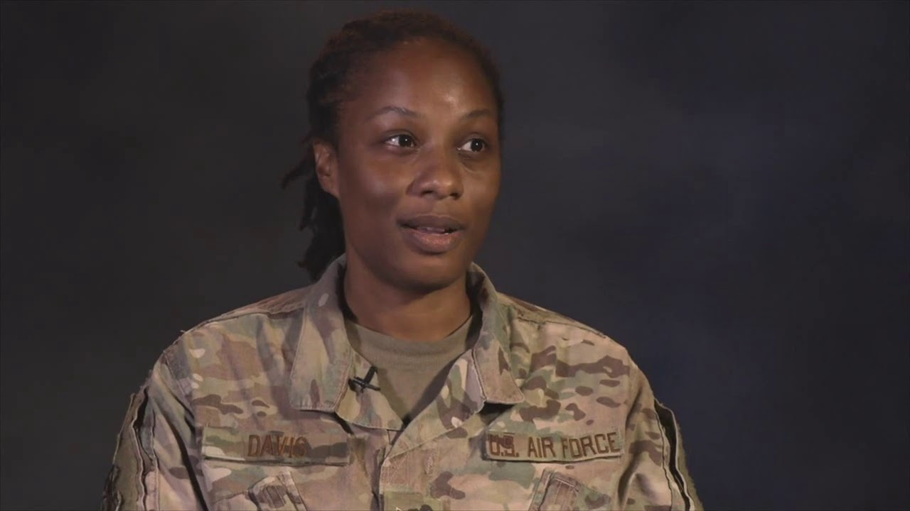 The United States Air Force has initiated a service-wide Dialogue on Race and #SMC is continuing that conversation by highlighting the personal stories of our #spaceprofessionals.     Check out SSgt Felicia Davis's experience with #racism below and be on the lookout for more highlights weekly! #SpaceStartsHere