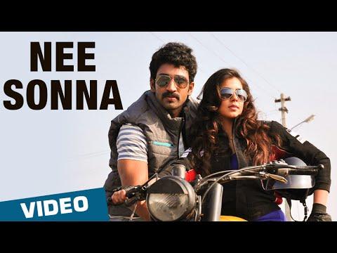 Official: Nee Sonna Video Song | Yagavarayinum Naa Kaakka | Aadhi | Nikki Galrani