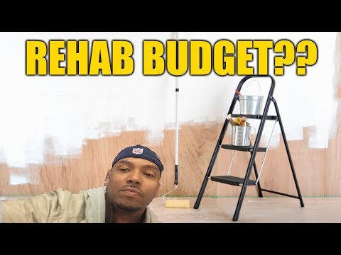 The Rehab Budget for My First Property - Project Mustang Pt. 2