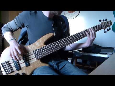 After Forever - Evoke - Bass Cover