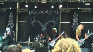 Primordial - No Grave Deep Enough (Live @ Brutal Assault 18)