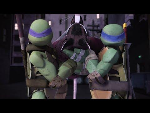 Goodbye Father Teenage Mutant Ninja Turtles Legends Youtube