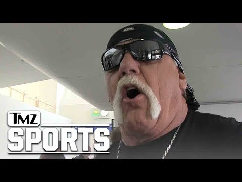 Hulk Hogan Says He Owes All Wrestlers An Apology, Not Just Black Ones   TMZ Sports