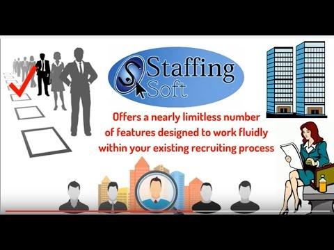 StaffingSoft - Recruiting Software