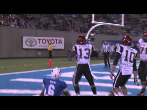 Ronnie Hillman SDSU Highlights