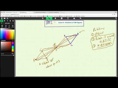8M2 L6 - Rotations of 180 degrees