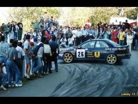 Rally Tour De Corse 1995 Best Of Show (Victoire De Didier Auriol,Delecour 2eme.. Colin McRae