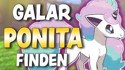 🦄 Galar Ponita finden, fangen und entwickeln 🌈 - Das neue Einhorn Pokemon in Schild und Schwert