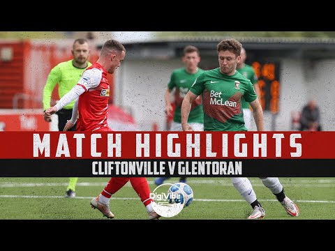 Cliftonville Glentoran Goals And Highlights