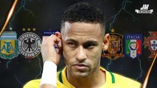 Neymar Jr ● DESTROYING BIG NATIONS - Magic Skills & Goals ● 2011-2016 | HD