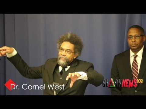 Atty. Malik Zulu Shabazz And Dr. Cornel West Blacknews102 Press Conference