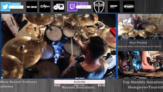 System of a Down - Hypnotize FULL ALBUM DRUMS LIVE on www.twitch.tv/danwind86