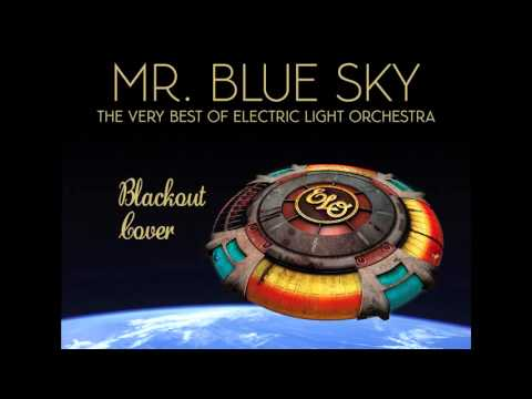 E.L.O - Mr. Blue Sky| BLACKOUT-MK2 Instrumental COVERS (FL Studio)