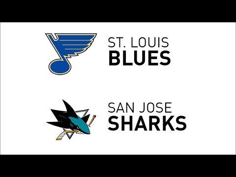Recap: Blues 4, Sharks 0 • Jan 14, 2017