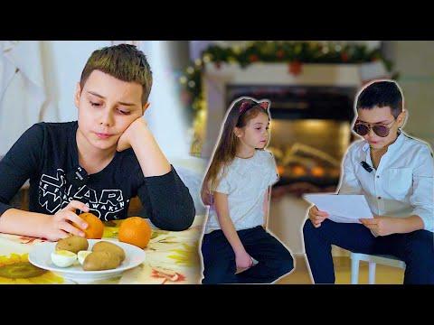 Эдик и Элина Funtube - ЛУЧШИЕ ДРУЗЬЯ (Премьера Клипа Богатый Школьник Против Бедного 2021)