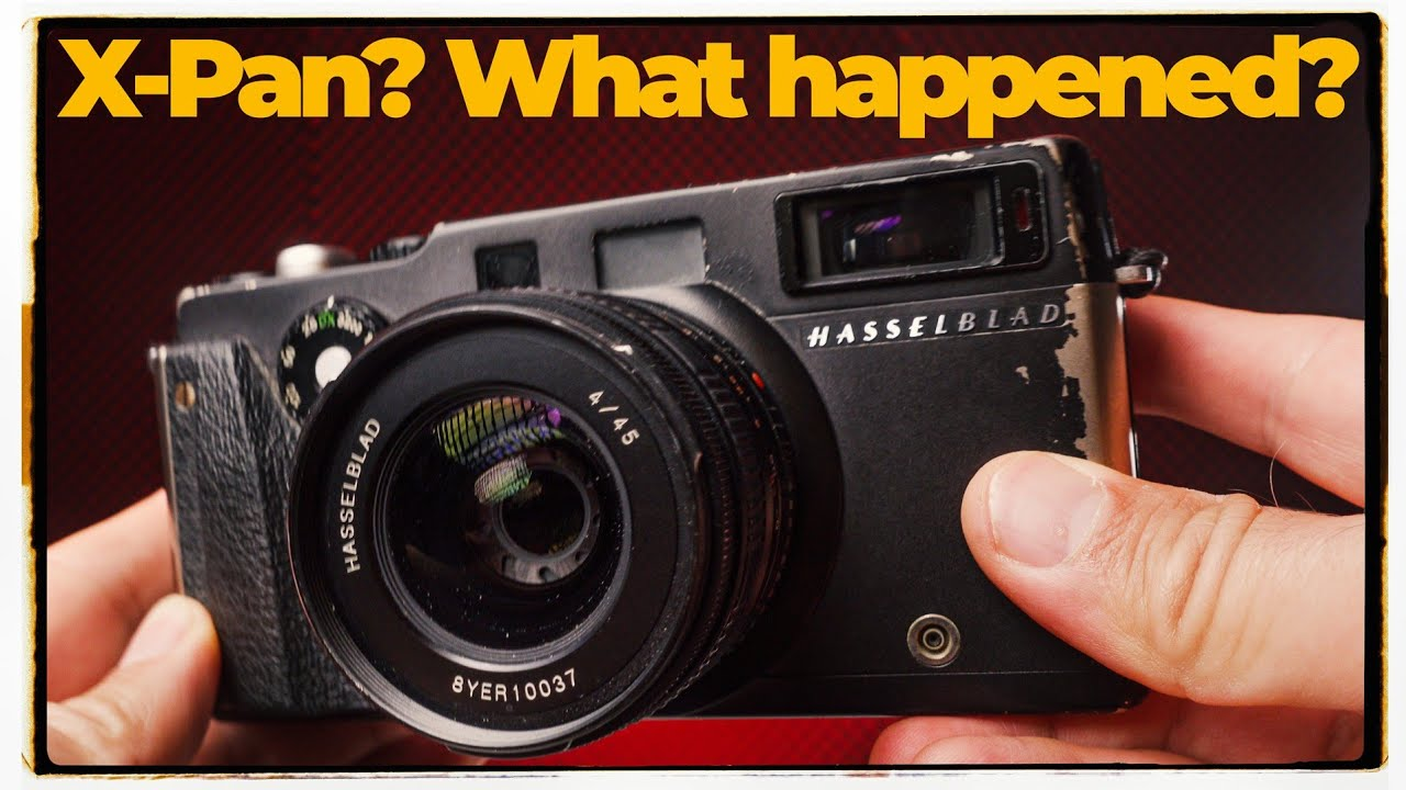 What happened to my X-Pan & NEW Medium Format Camera!