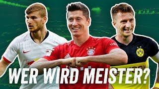 Können BVB oder RB Leipzig die Bayern vom Thron stoßen?