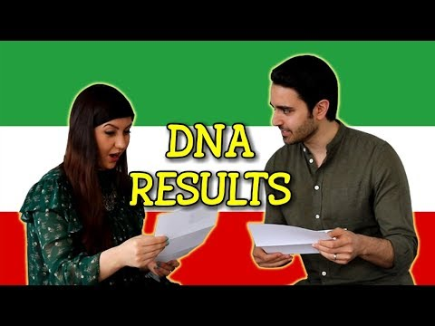 "Persian Couple's DNA Results: Are we even ""Persian""?"