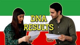 """Iranian Couple's DNA Are we """"Persian"""""""